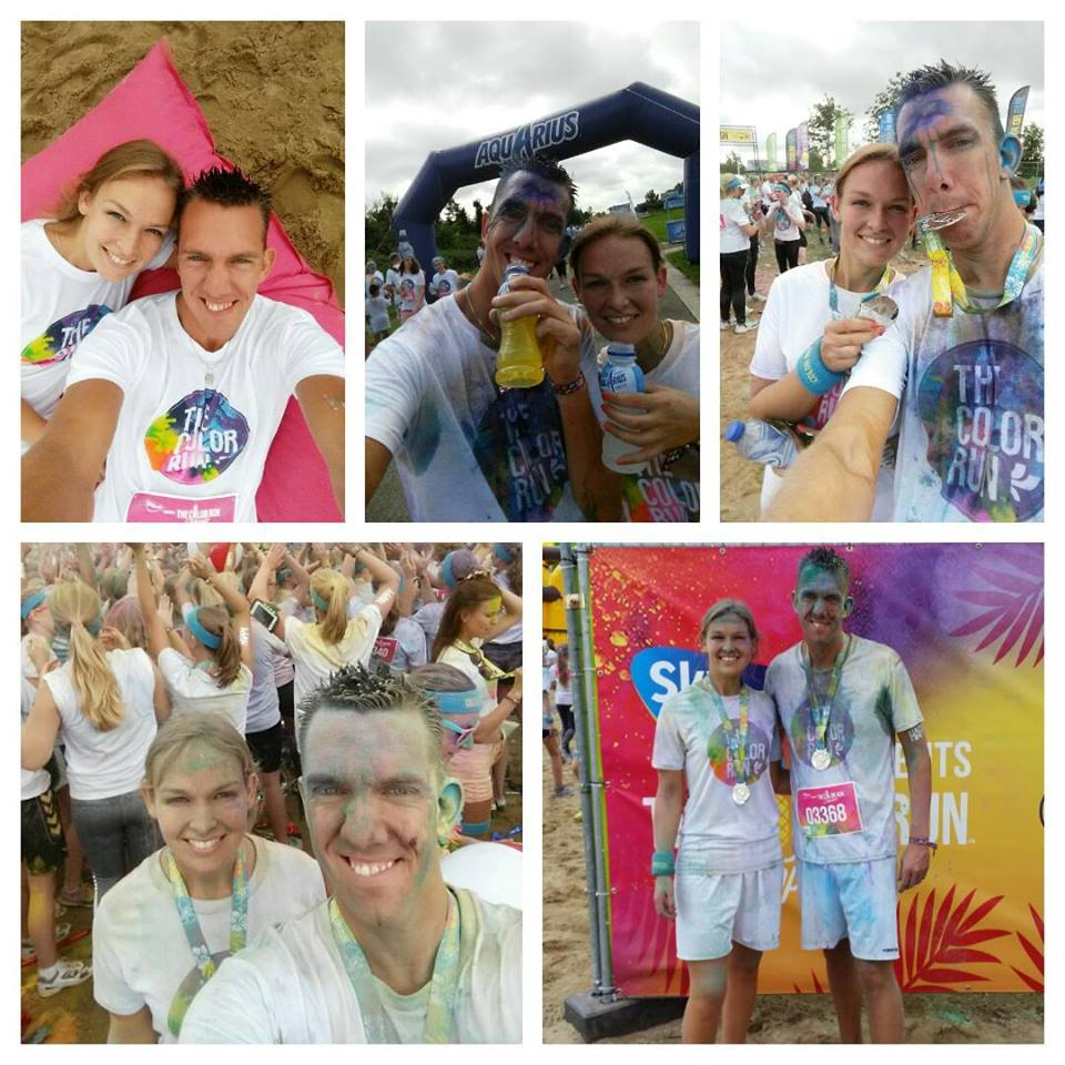 The Colorrun 2016