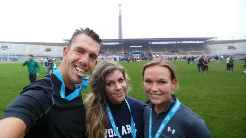 Phanos olympisch stadionloop
