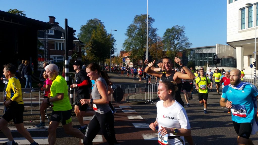 TCS Amsterdam Marathon 2017