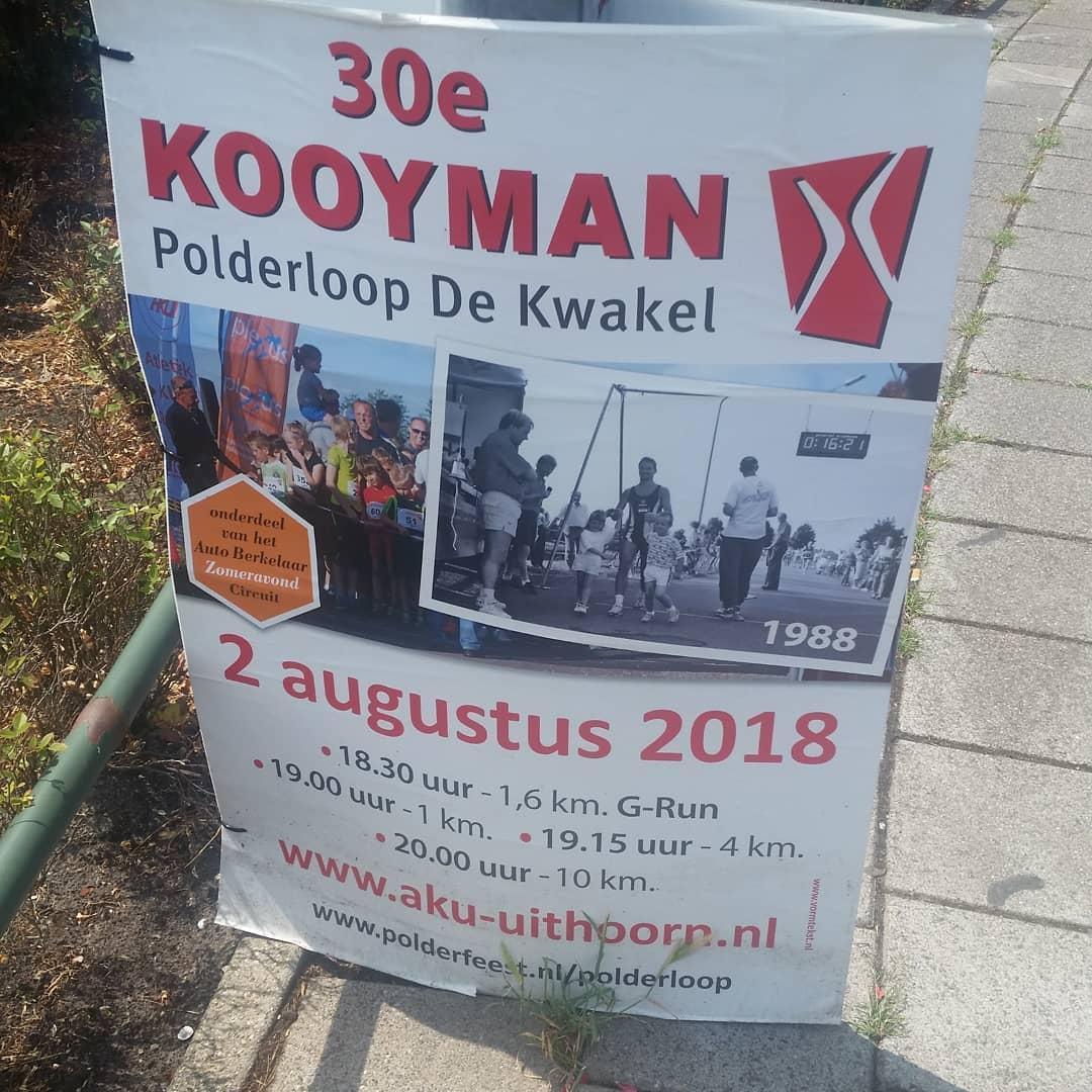Kooyman Polderloop de Kwakel 2018