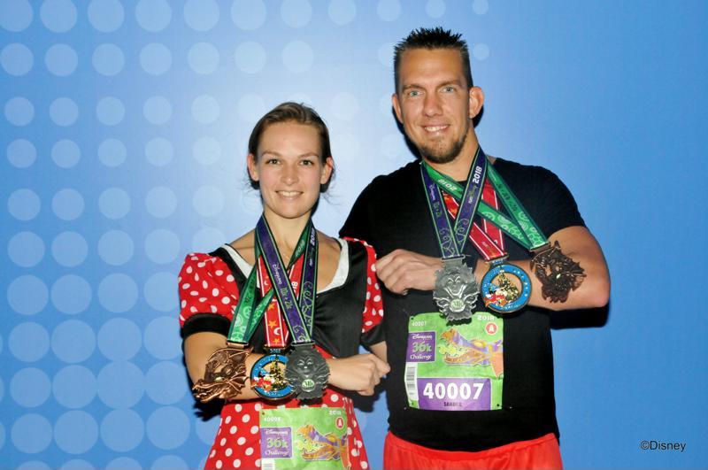 Run Disney Weekend 2018