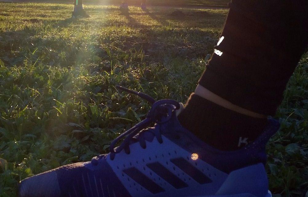 Adidas run to the sun!