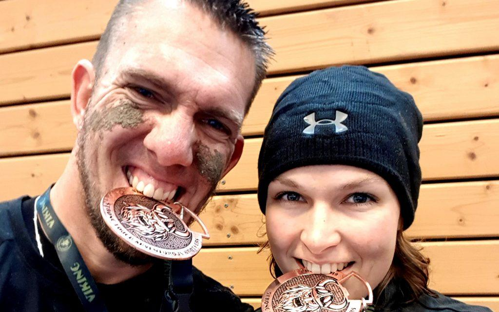 Strong Viking run 2/10 (Mud run 19km)