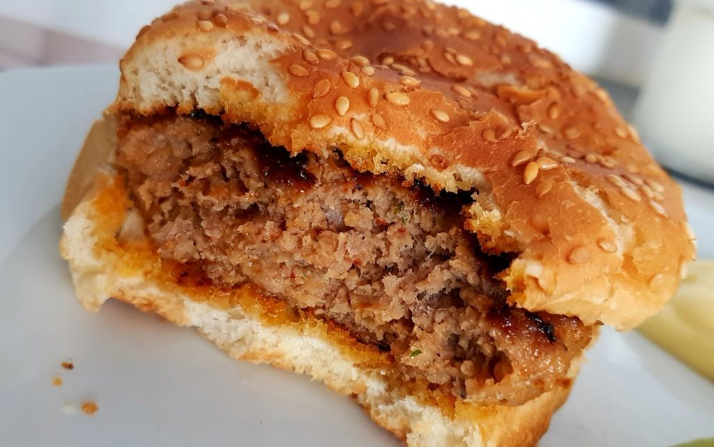 Jack Daniels Hamburger