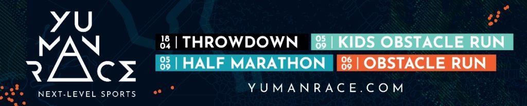 Yu Man Race Throwdown